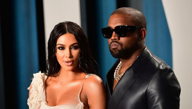 Kanye West is married to Kim Kardashian and previously endorsed Donald Trump