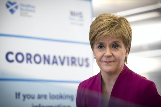 Nicola Sturgeon's suggestion that English people should avoid crossing the Border to low-Covid Scotland is still proving irresistibly irritating