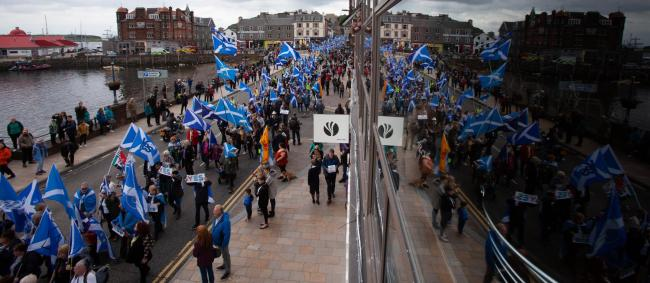 The opposition are in disarray and Yes is the majority, so why doubt the SNP now?
