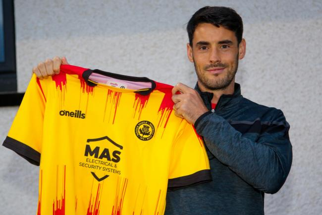 Brian Graham will be a busy man this season after taking the reigns at Partick Thistle Women's FC