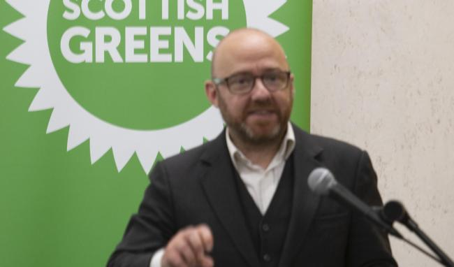 Patrick Harvie said there are no longer 'any excuses for inaction'