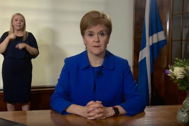 Nicola Sturgeon has been praised for her communication with the public