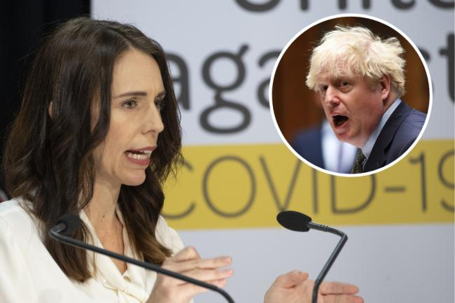 Jacinda Ardern hasn't been overly complimentary of Boris Johnson in her past tweets