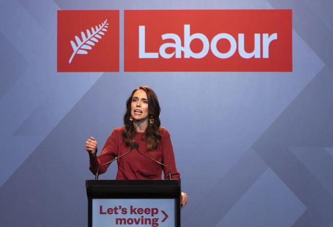 Jacinda Ardern's Labour party won a landslide victory in the New Zealand elections