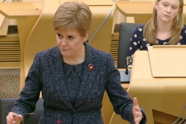 'At FMQs, Nicola Sturgeon was engaging in some expectation management of her own'