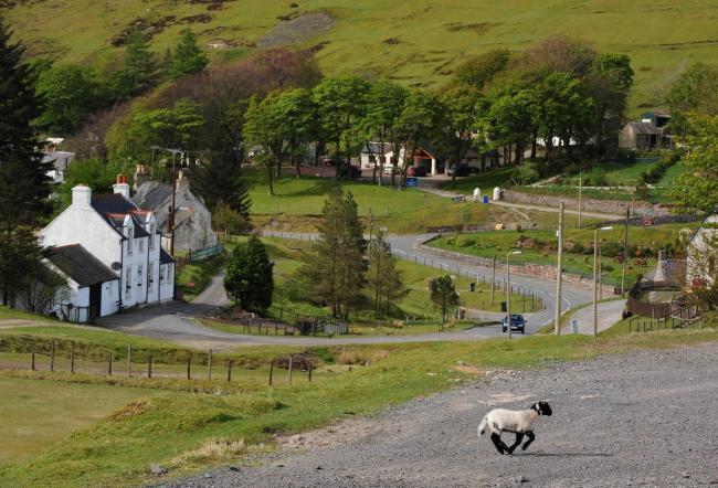 Residents of former mining village Wanlockhead voted to purchase 3863 acres of land from Buccleuch's Queensberry Estate