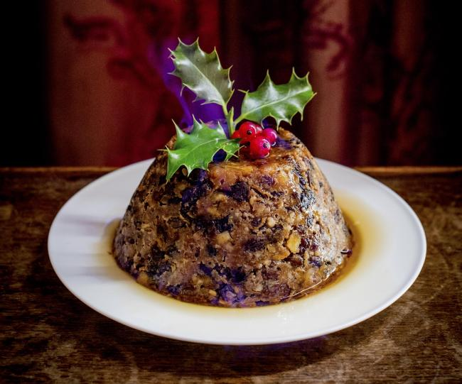 This first Sunday before advent is a grand excuse to make a Christmas pudding