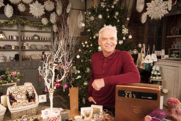 Phillip Schofield has some money saving tips for Christmas shopping this year
