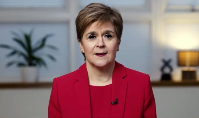 Nicola Sturgeon was clear in her closing speech that Scotland aims for independence in the EU