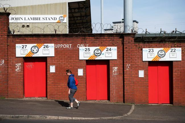 Partick Thistle have followed the rules but have no way to generate income due to a suspension of games for at least three weeks