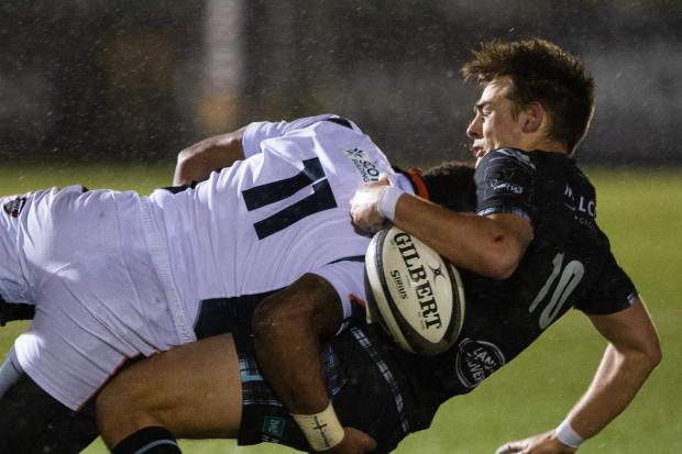 Glasgow star Ross Thompson reflects on man of the match performance against Edinburgh