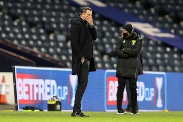 Read in full: Jack Ross in fiery exchange with BBC reporter after Hibs semi-final loss mirroring Neil Lennon walk-out
