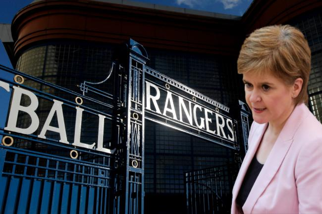 Nicola Sturgeon has urged elite sportspeople to obey lockdown restrictions