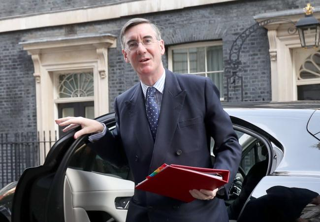 Jacob Rees-Mogg is an expert when it comes to filibustering in parliament