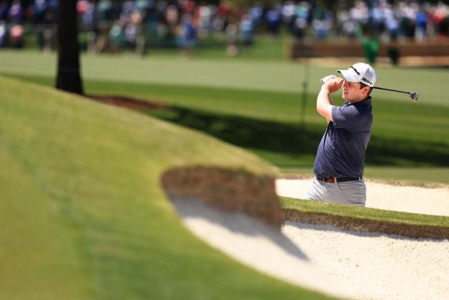 Robert McIntyre plans to shake up The Masters with inside info from Patrick Reed