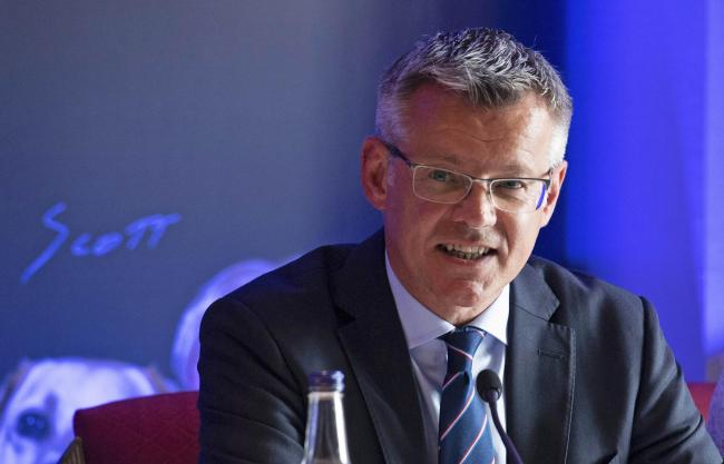 Rangers MD Stewart Robertson confirms club to meet with Instagram and FB chiefs to clamp down on abuse