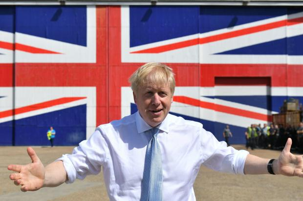 Boris Johnson is pinning his hopes on promoting 'Brand Union' and 'lovebombing' the devolved nations