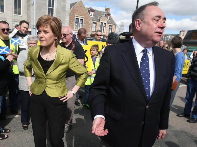 Alex Salmond has concluded that Nicola Sturgeon has drifted from the independence cause he subscribes to