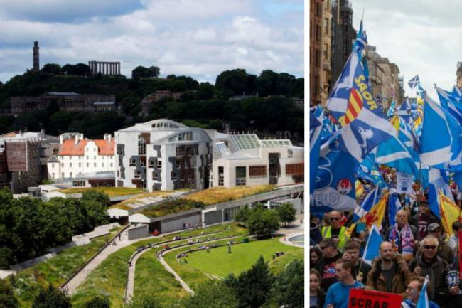 The SNP, Alba and Greens are the main pro-indy choices, but there are more running this Thursday