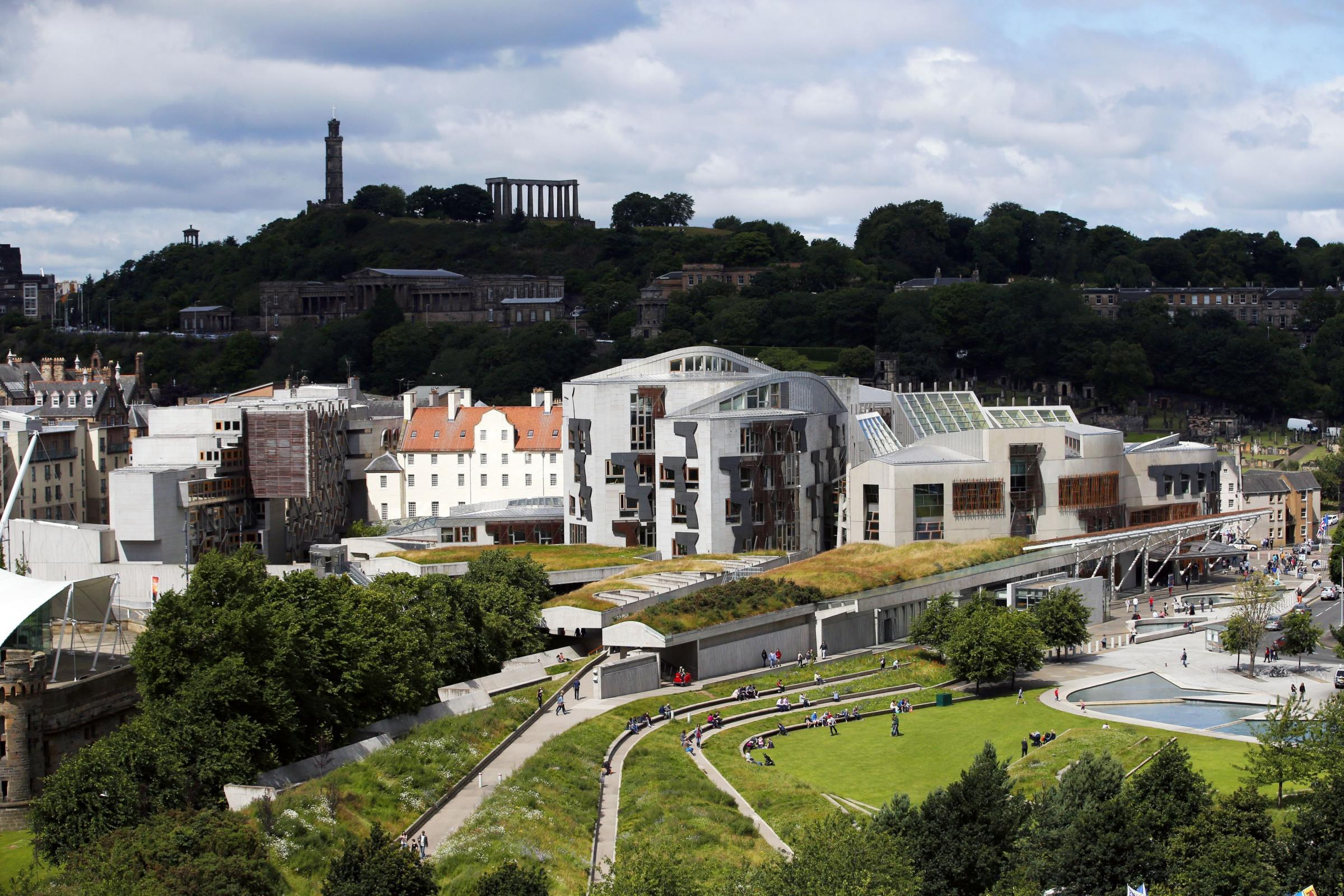 The SNP have pushed for more progressive policies on tax in the Scottish Parliament