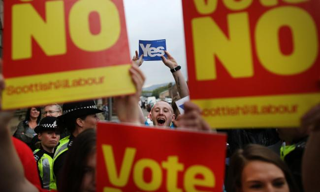 Significant number of No voters say Holyrood should make indyref2 decisions