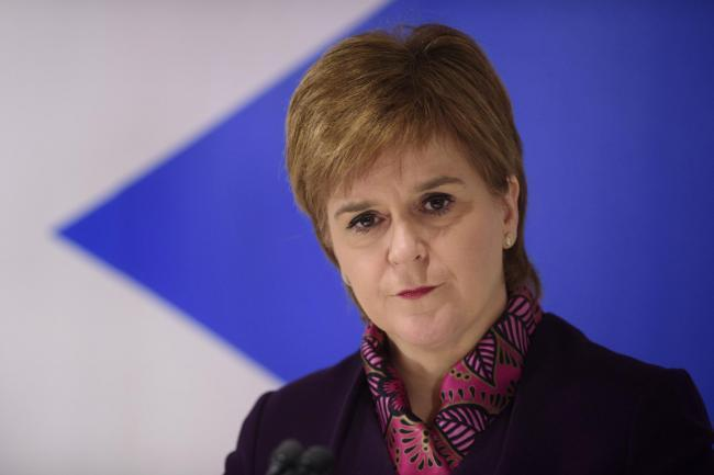 A reporter for a right-wing news website is outraged after being blocked by Nicola Sturgeon's Twitter account
