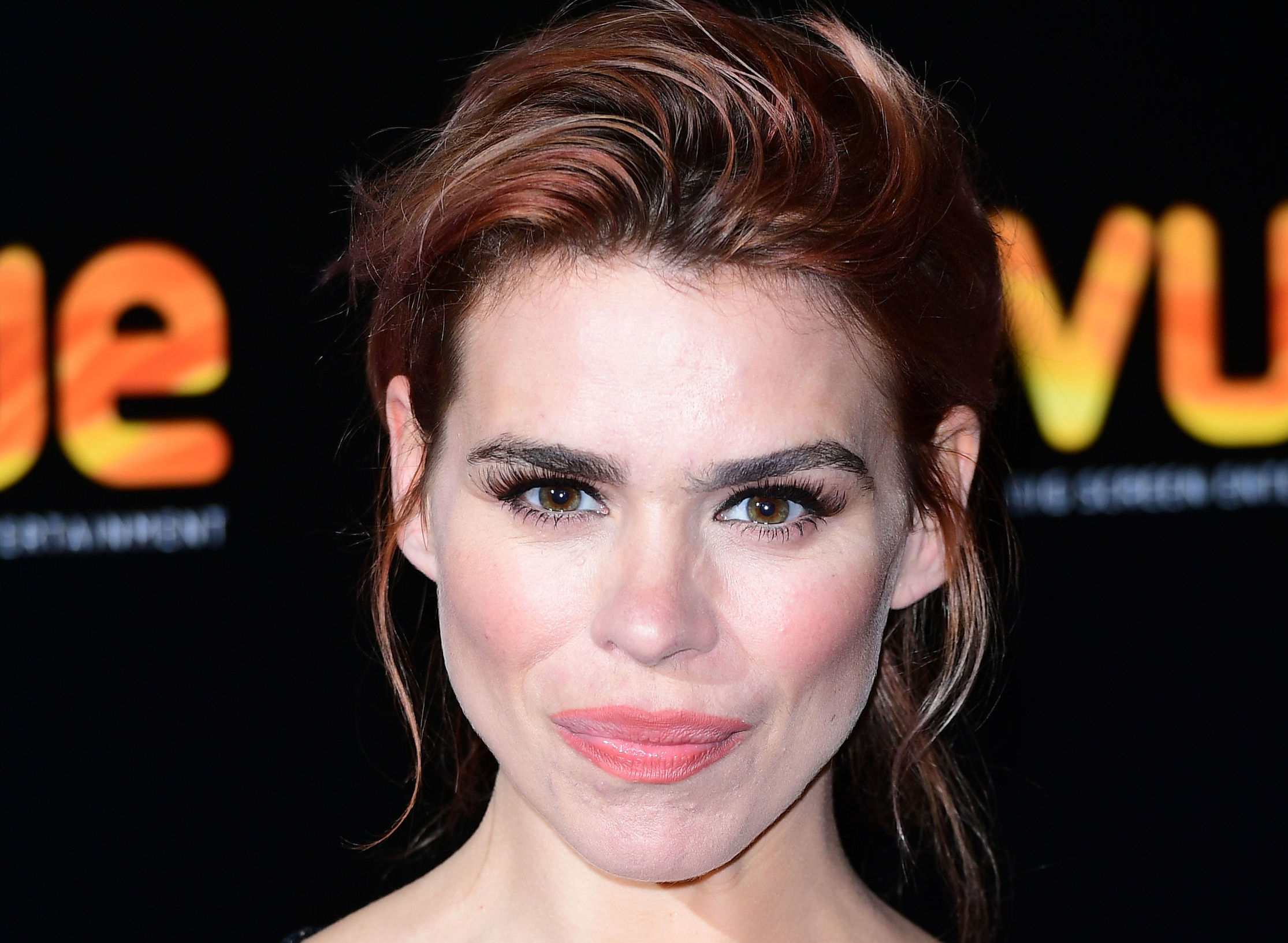 Billie Piper said that she is in a