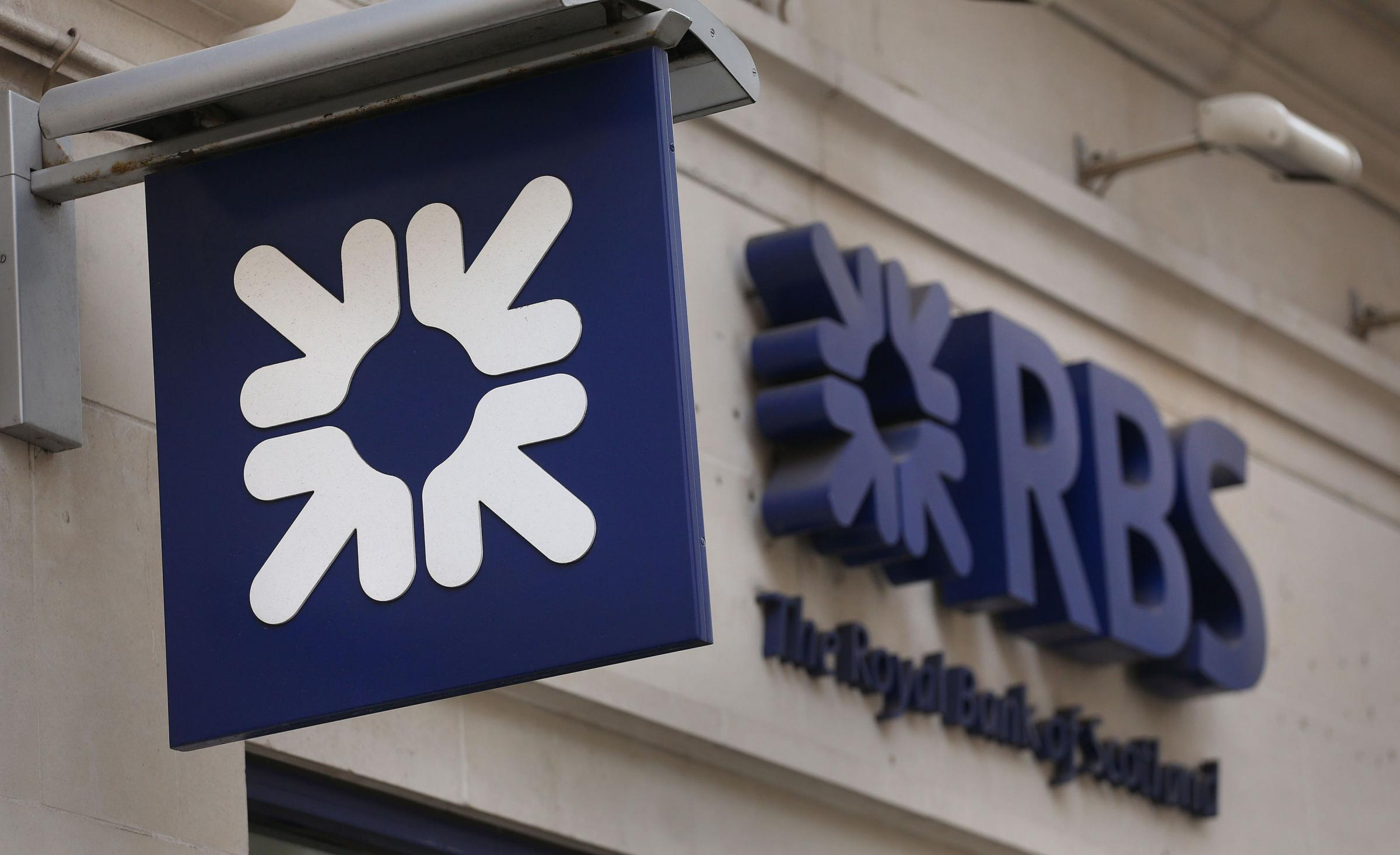 RBS branches in rural areas of Scotland are under threat