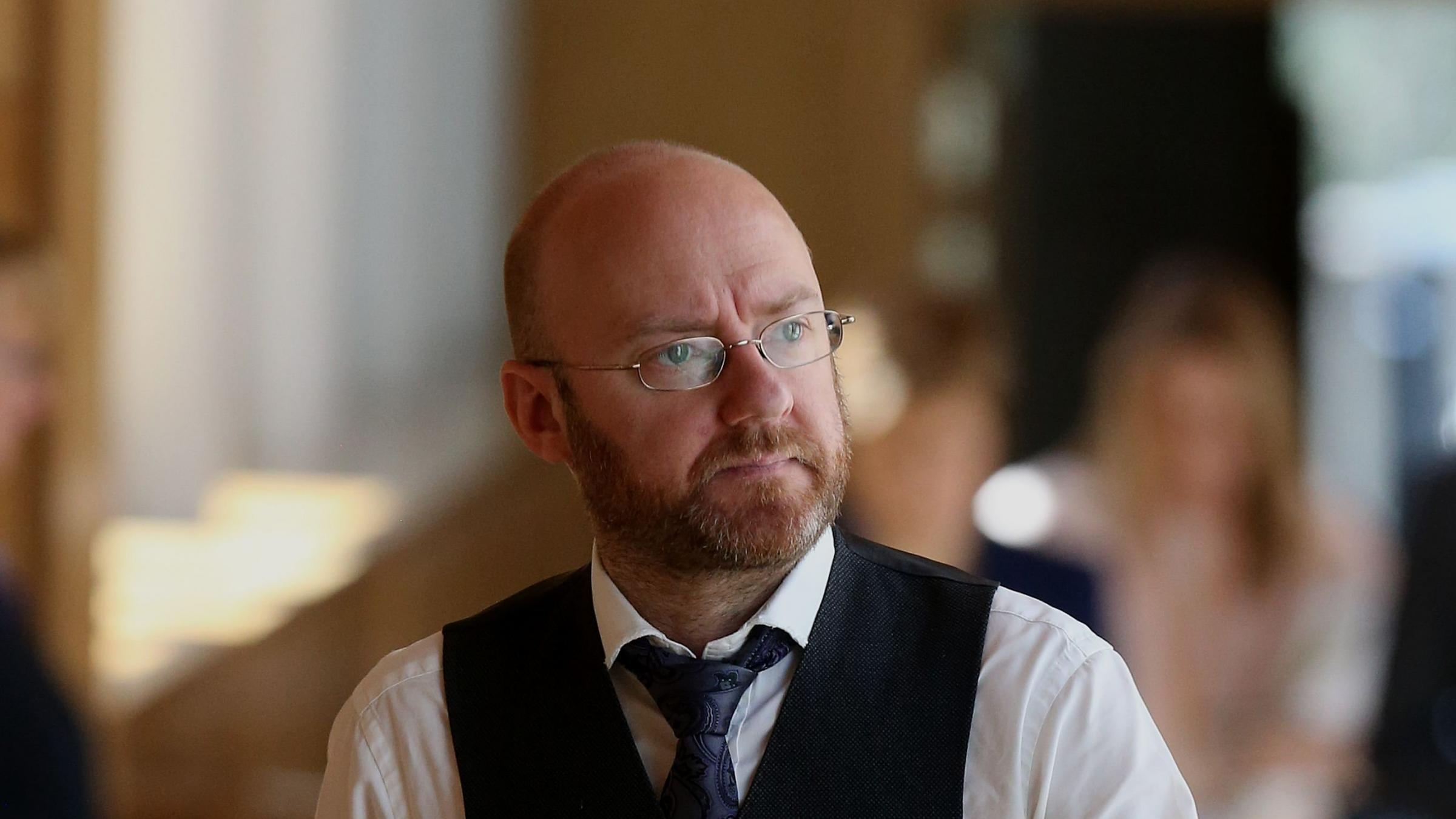 Patrick Harvie seeks answers on Prestwick Airport controversy