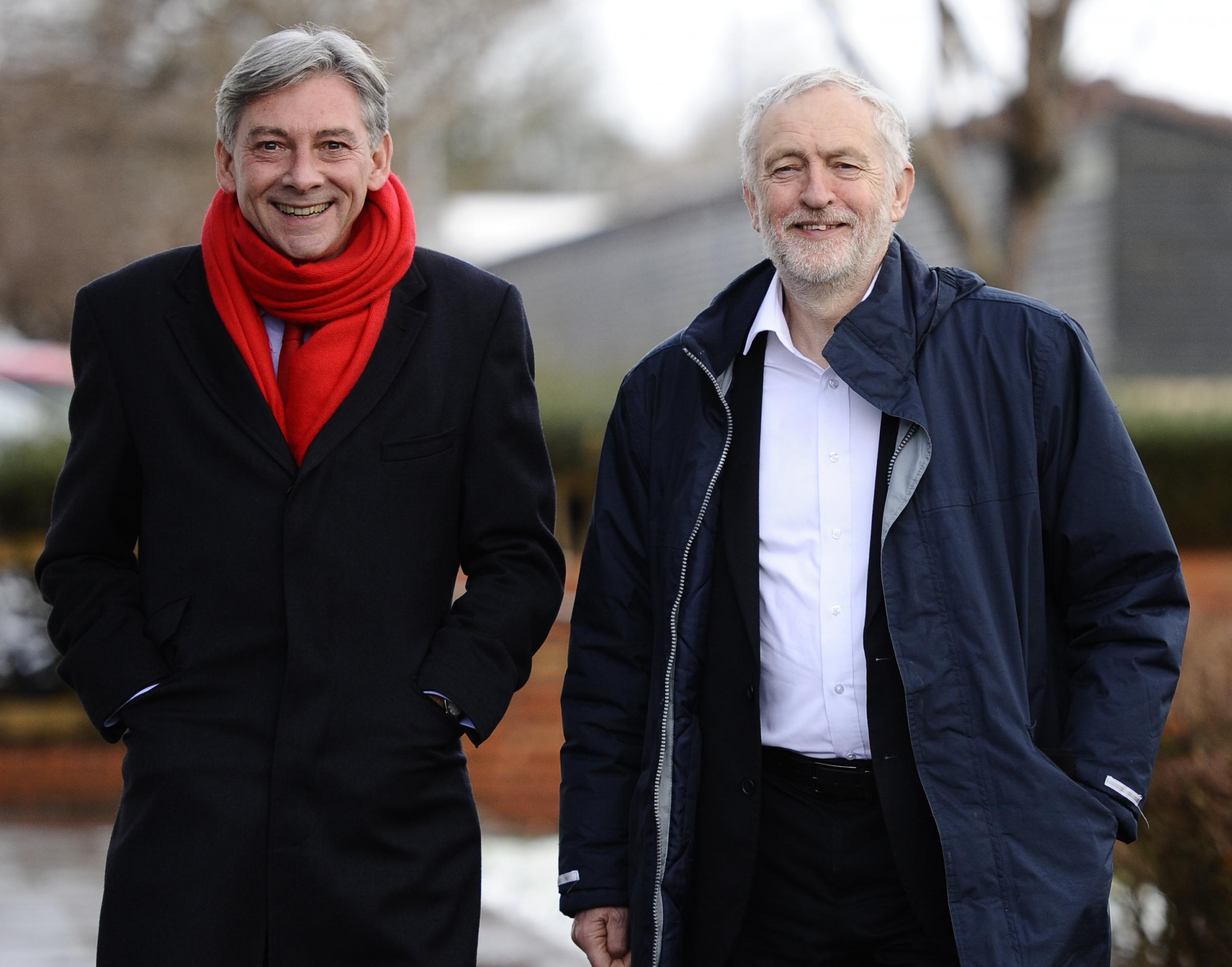 Jeremy Corbyn and Richard Leonard would rather throw in their lot with the Tories than countenance anything other than a hard Brexit