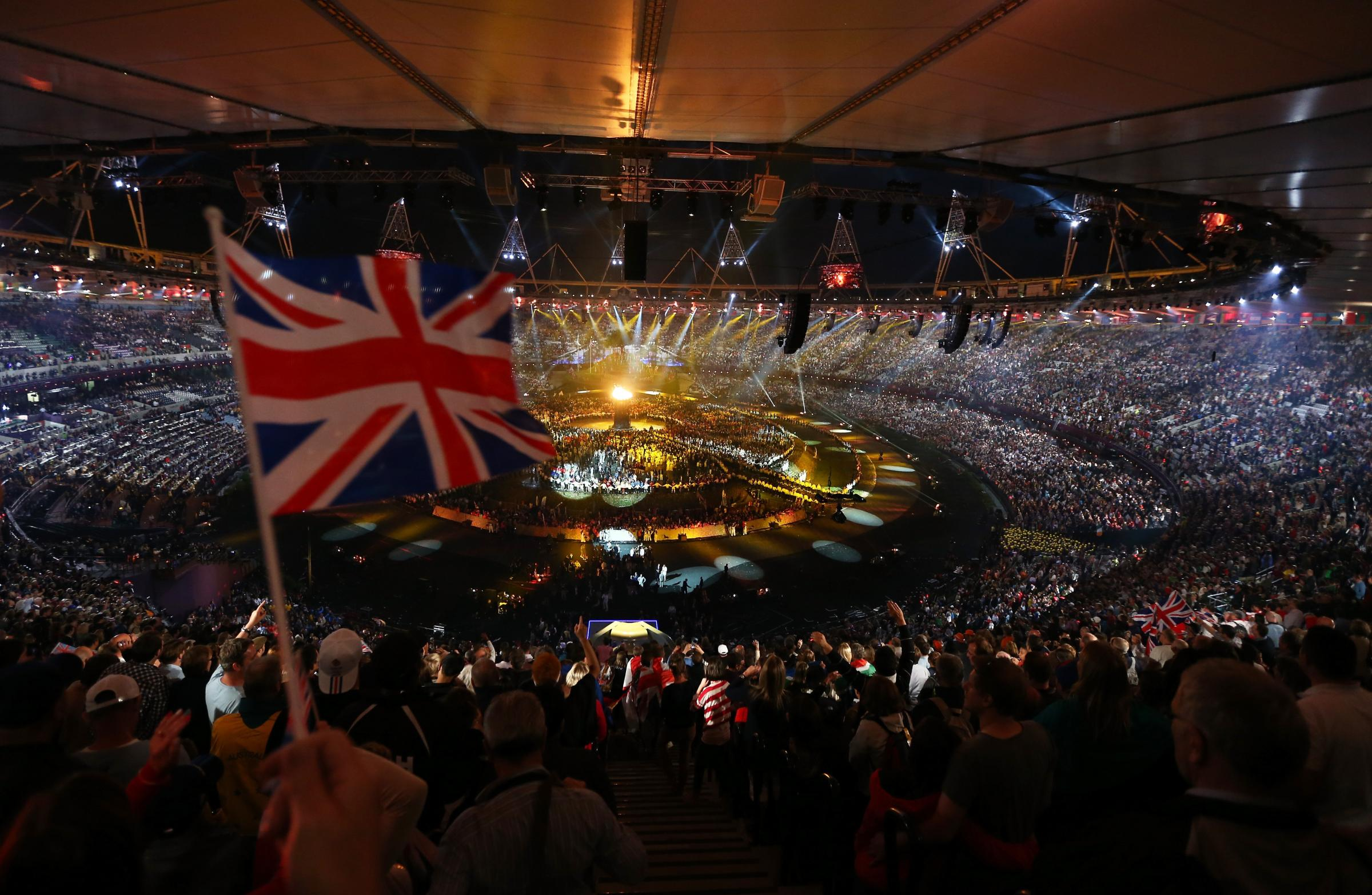 Britfest: The opening ceremony of the 2012 London Olympics