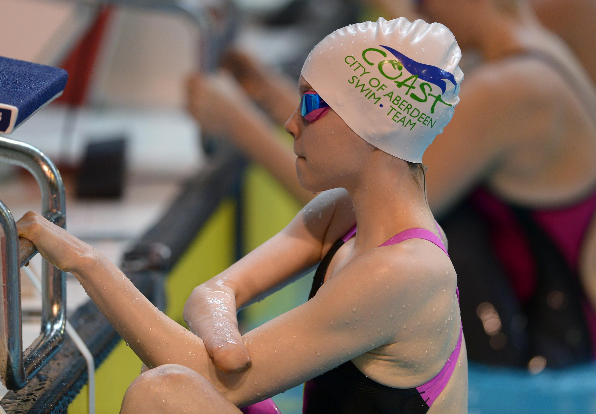 14 year-old Toni Shaw is headed to the Commonwealth Games. Credit: Neil Hanna Photography