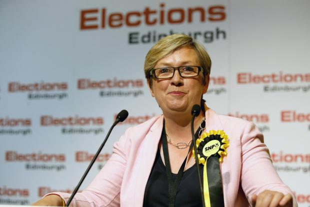 The National: Joanna Cherry has become the third high-profile MP to rule out a bid for the SNP depute position (Jane Barlow/PA)
