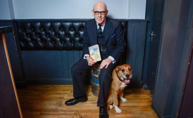 Paul Kavanagh and the Wee Ginger Dug