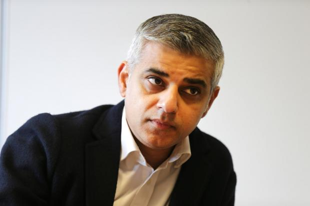 The National: Mayor of London Sadiq Khan