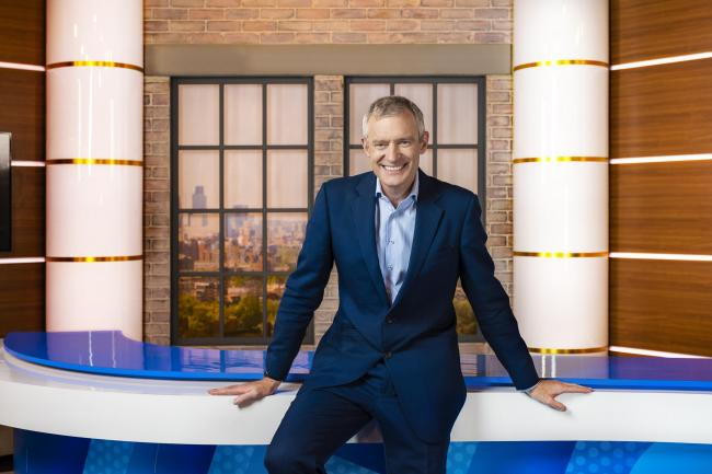 PODCAST: Jeremy Vine, Princess Di and the Tory Leadership Race
