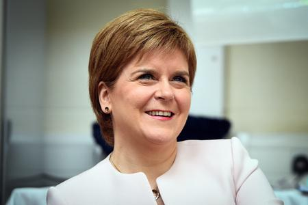 The National: First Minister Nicola Sturgeon will present the awards