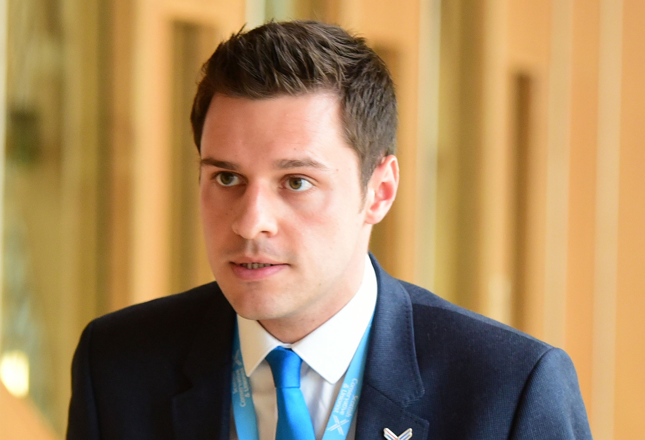 Ross Thomson said it would leave the UK in a 'state of vassalage'