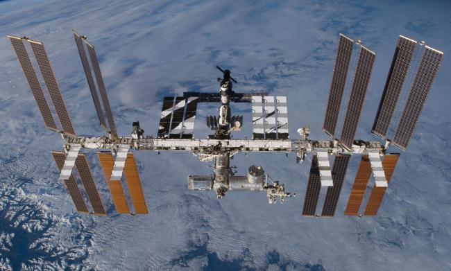 The experiment will take place on the International Space Station in 2021