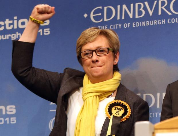 The National: Joanna Cherry has endorsed MacAskill's nomination