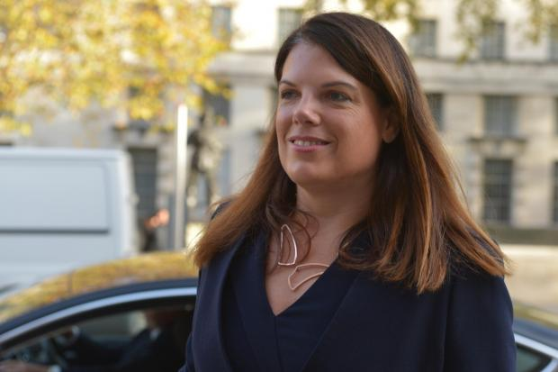 The National: Immigration Minister Caroline Nokes