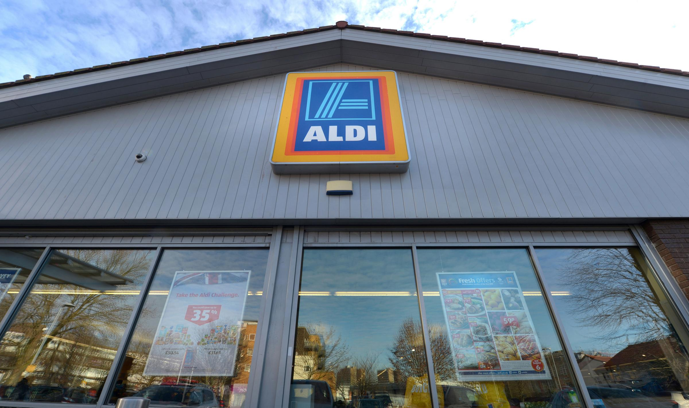 Aldi leaves Scots in shock after claiming to invent square sausage