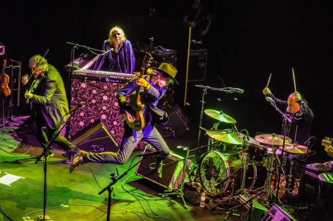 The Waterboys are heading to Skye
