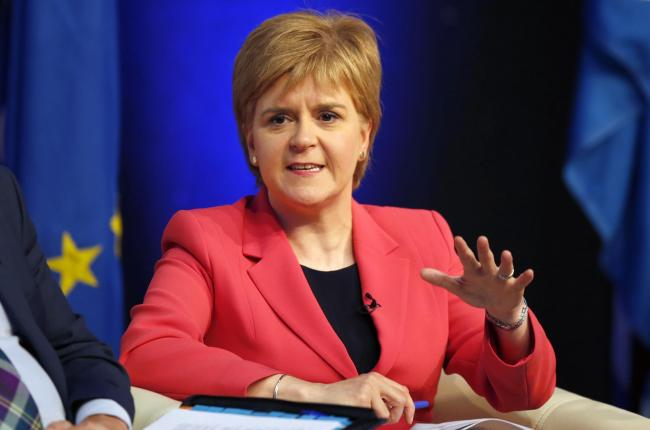 Nicola Sturgeon says the case for independence has never been stronger