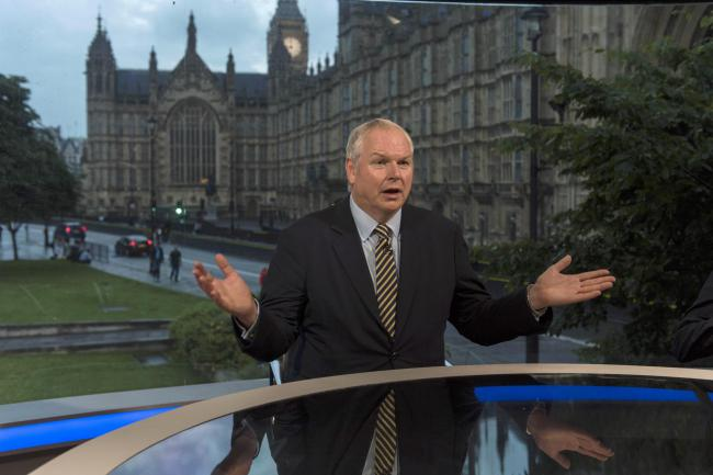 Sky News editor at large Adam Boulton was condemned for his 'foolish' comments