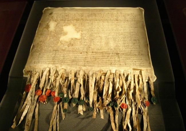 The Declaration of Arbroath is a 700-year-old declaration of Scottish independence that has been recognised by a world heritage body for its international significance