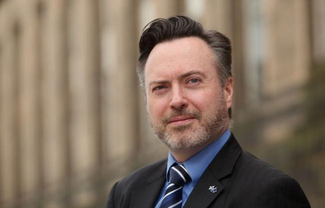 SNP MEP Alyn Smith will also be first vice-president of the Greens/EFA group
