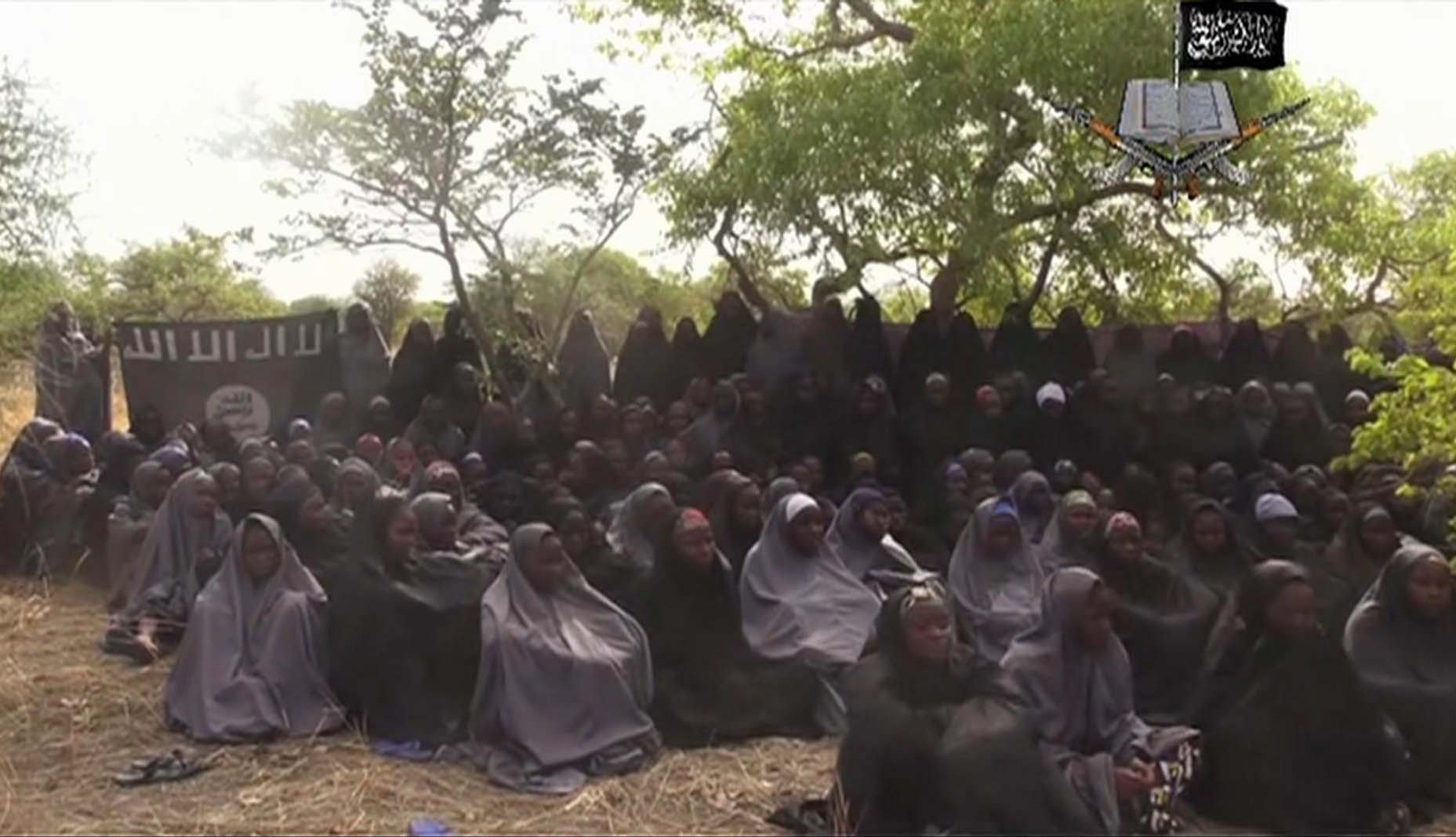 The kidnapping of 270 schoolgirls in Nigeria by Boko Haram has caused 'unimaginable grief'