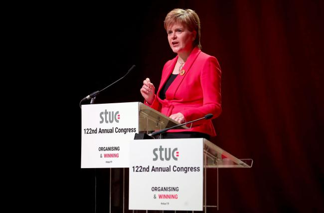 Nicola Sturgeon has shown that the Yes movement can set out a clear economic vision for an indepedent Scotland