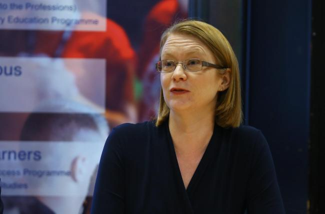 Social Security Minister Shirley-Anne Somerville